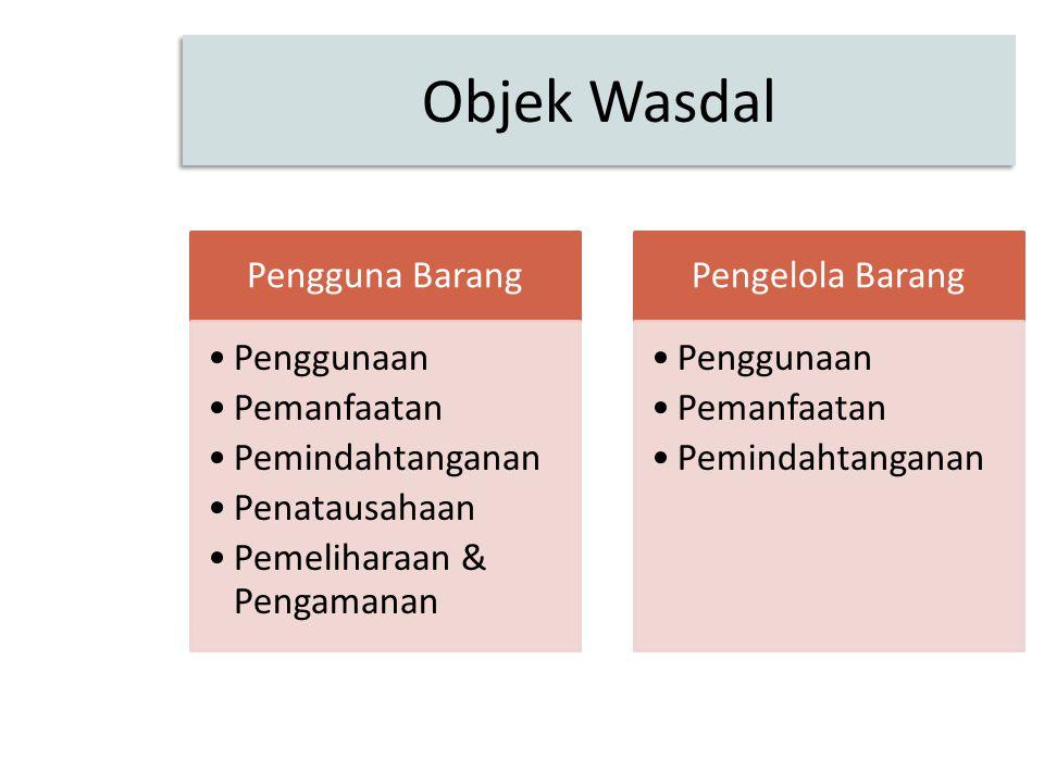 Laporan Tahunan Wasdal Pengelola Barang 1 KPKNL minggu kedua bulan Mei.