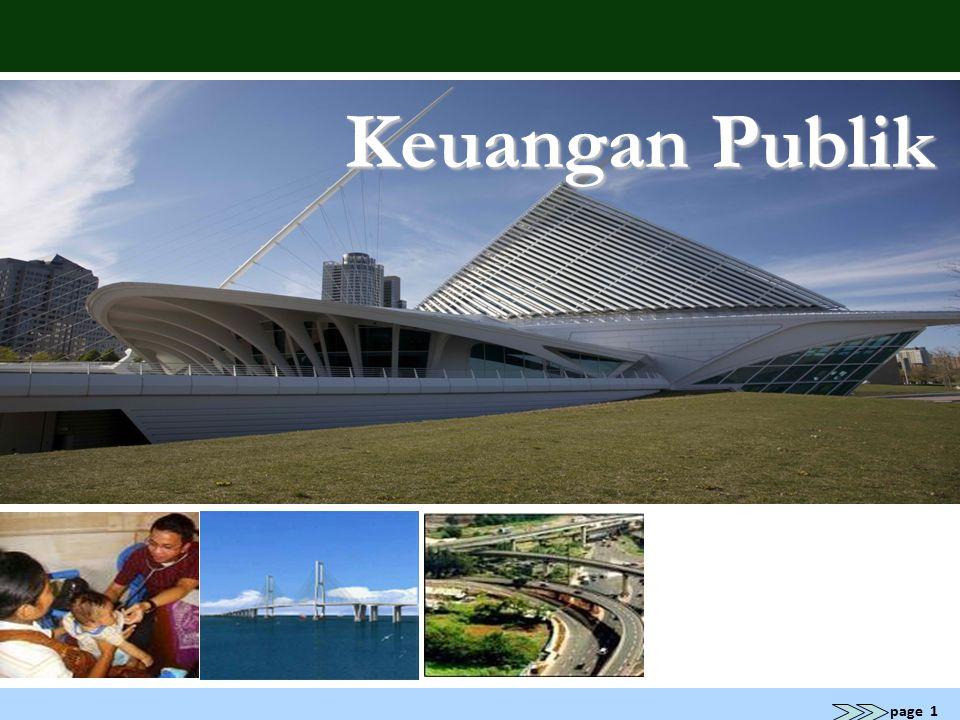 page 1 Keuangan Publik