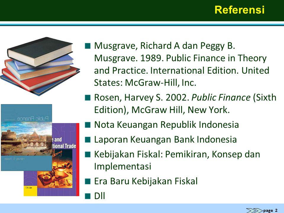 page 13 Kriteria mengevaluasi kebijakan publik (2) 2.