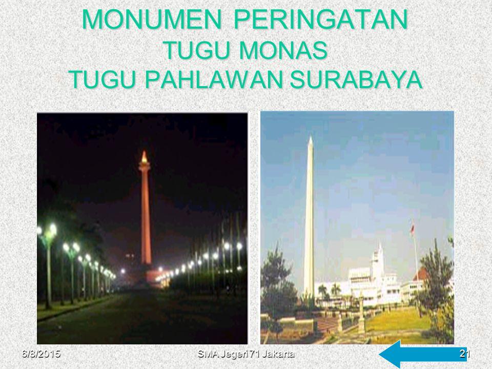 BENTENG NEW VICTORIA ZAMAN BELANDA 6/8/201520SMA Jegeri 71 Jakarta
