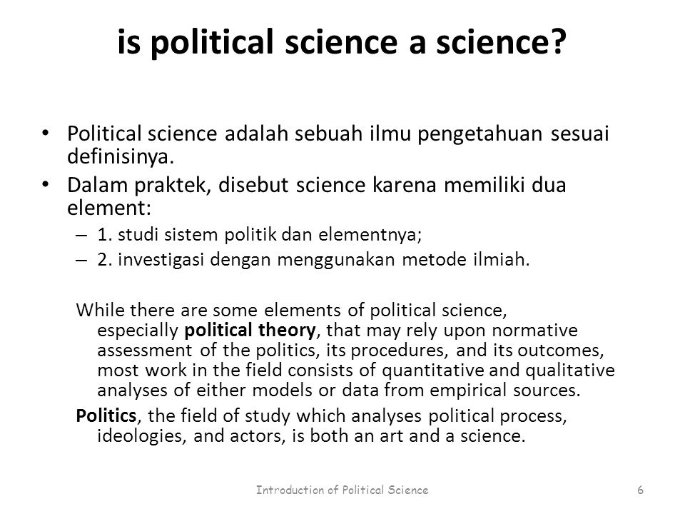 CARA / METODE MELOBBY, PROSES MENDAPATKAN KEKUASAAN PARTISIPASI Introduction of Political Science5