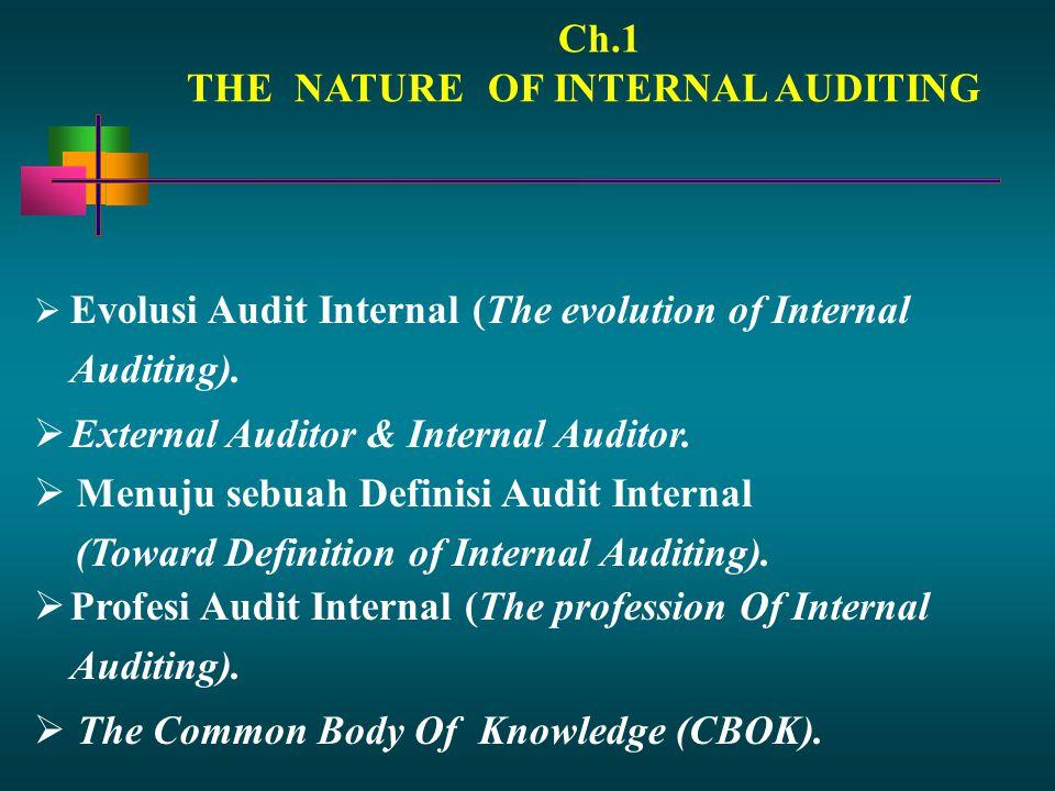 Audit Internal di Abad Permulaan.Audit Internal di Abad Pertengahan.