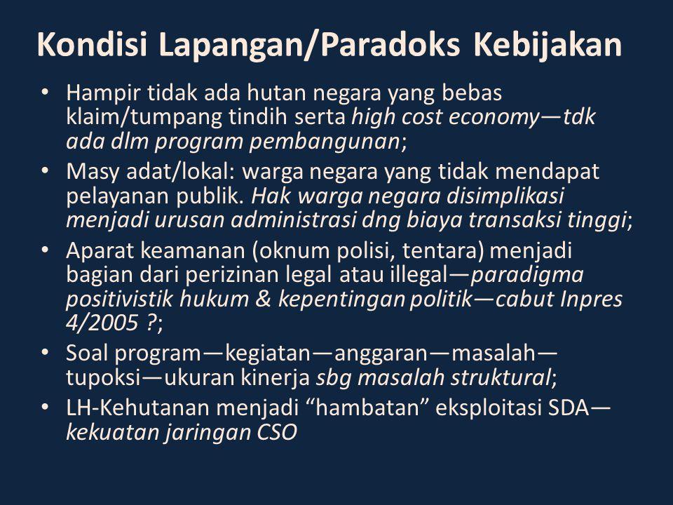 SYARAT: PERUBAHAN STRUKTUR, KAPASITAS & LEADERSHIP 1.Pejabat politik vs pejabat negara 2.Perbaikan struktur dan pengendalian: Itjen-KPK-CSO 3.Leadership 4.Power bagi perubahan 55