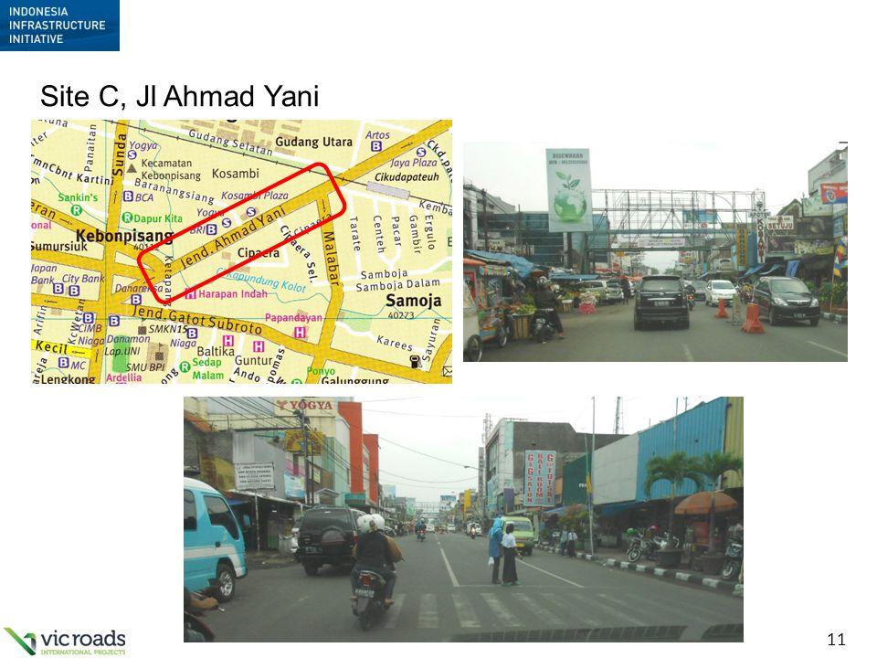 11 Site C, Jl Ahmad Yani