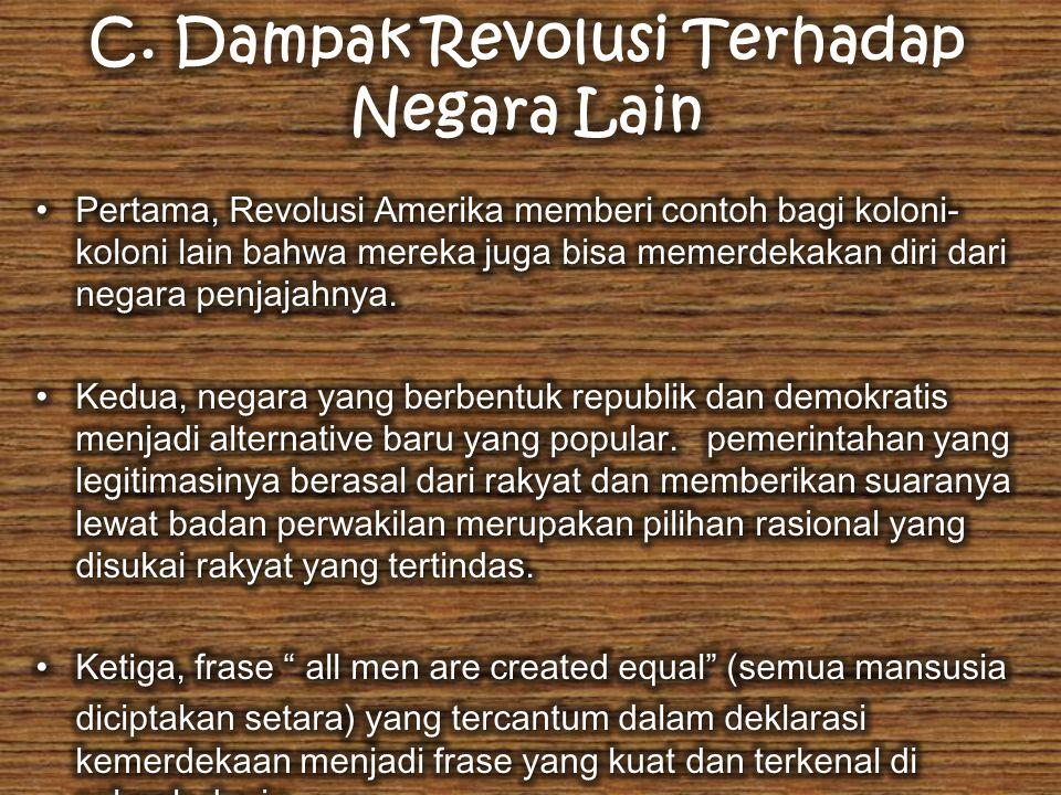 A.Keadaan ekonomi B.Keadaan Sosial Penduduk C.Keadaan Kebudayaan Kebudayaan D.