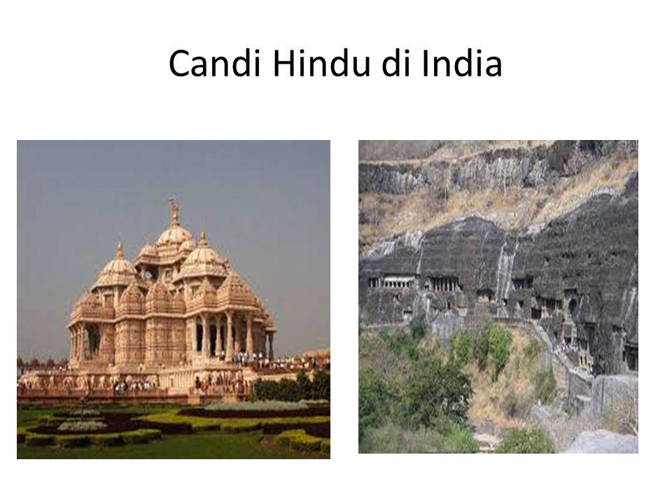 Candi Hindu di India