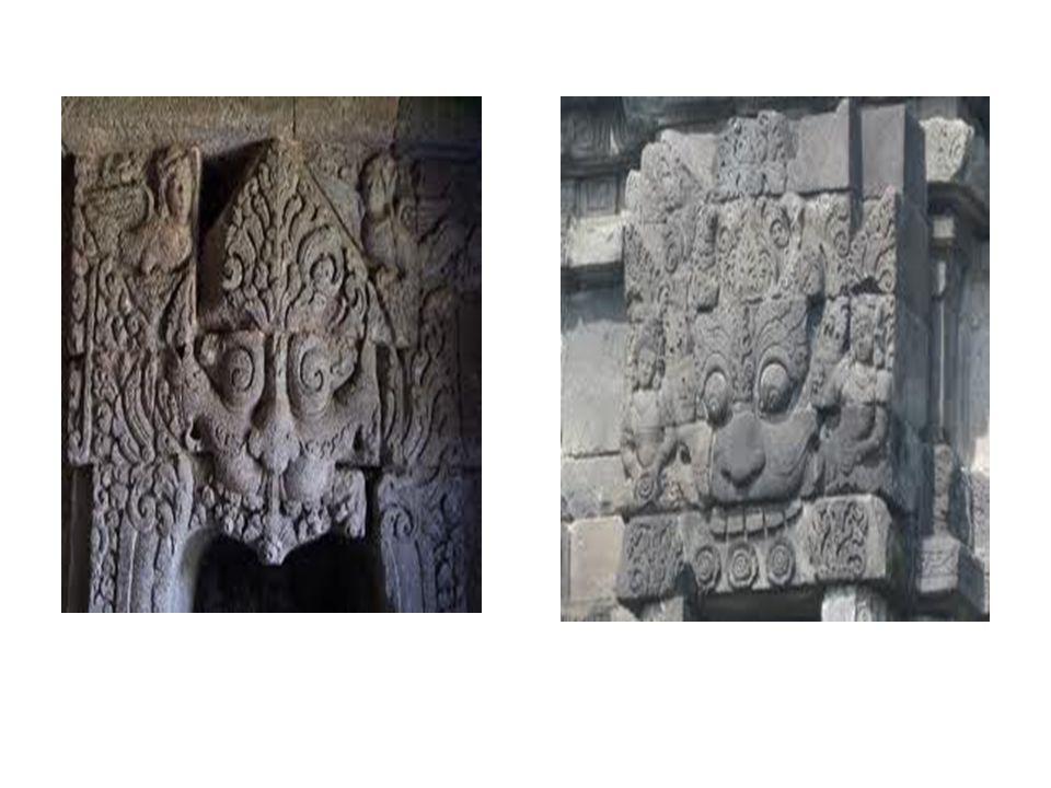Candi – candi di Jawa Timur: a.Candi Badut ( candi Hindu ),huruf kawi-sangsekerta b.Candi Kidal,tempat penyimpanan abu jenazah Anusapati (raja Singasari) c.Candi Jago/Jayaghu-candi Siwa Buddha,penghormatan terhadap Wisnuwardhana.