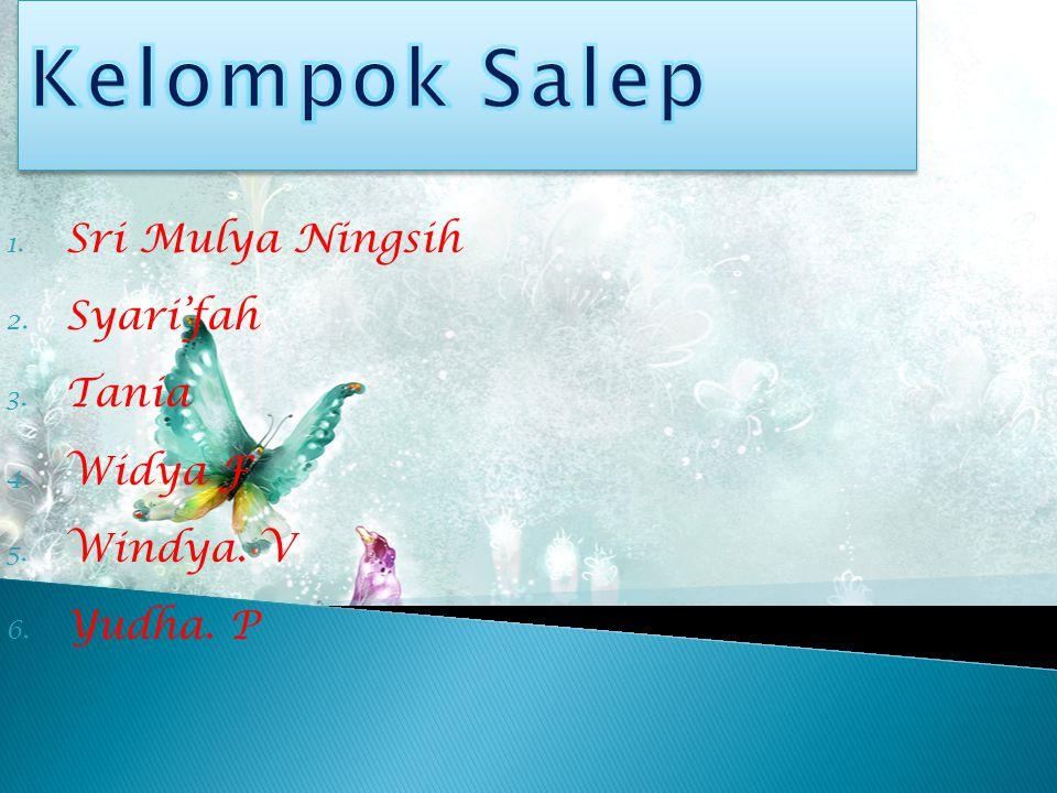  Menurut Farmakope Indonesia Edisi III: Salep adalah sediaan setengah padat berupa massa lunak yang mudah dioleskan dan digunaka untuk pemakaian luar.
