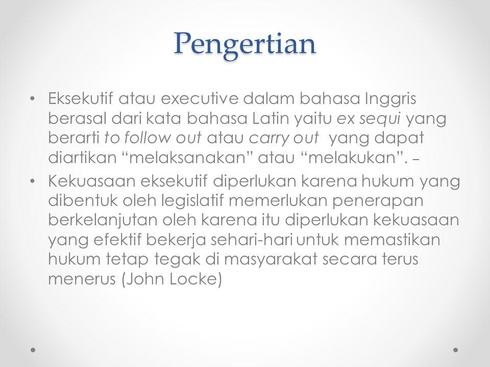 Daftar Pustaka Bagir Manan, Lembaga Kepresidenan, Cet.