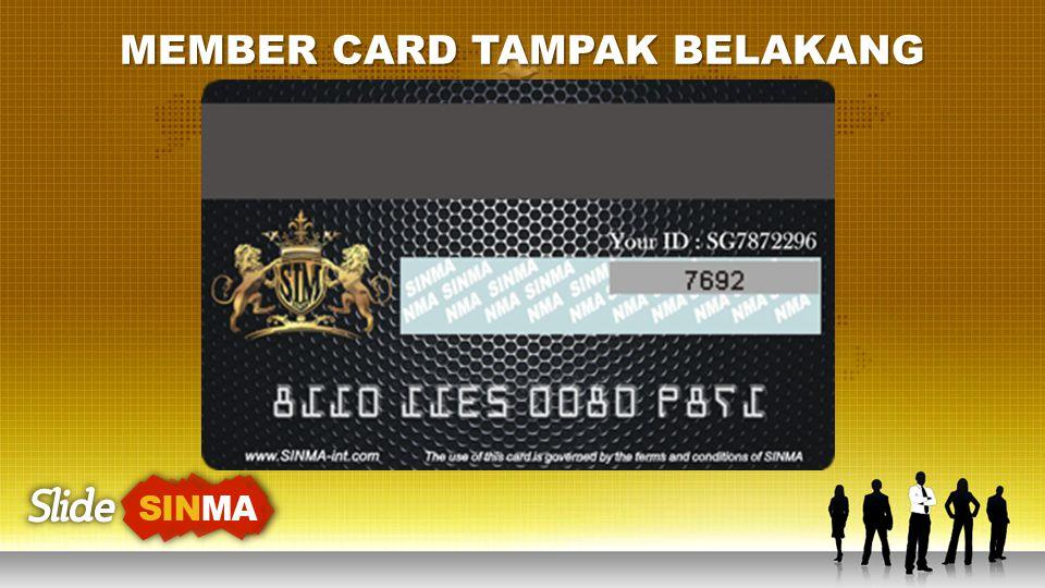 Cara Registrasi COUNTRY / NEGARA : INDONESIA MALAYSIA SINGAPORE DATA SPONSOR dan UPLINE 1.