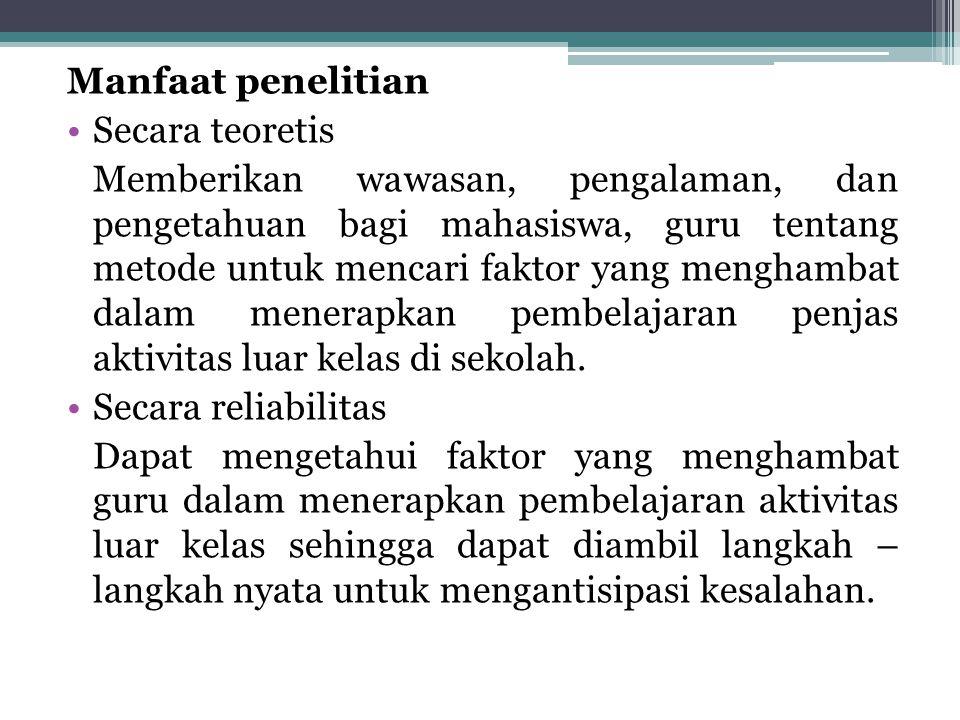 Hakikat Faktor Penghambat Hambatan menurut Kamus Besar Bahasa Indonesia (2002: 385) hambatan adalah halangan atau rintangan.