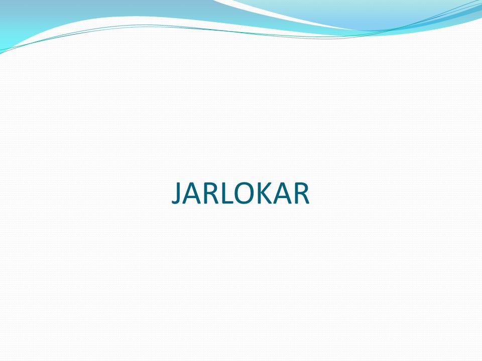 Jarlokar Jarlokar adalah jaringan lokal akses yang memanfaatkan media udara sebagai media transmisinya, dimana antenna dijadikan sebagai pemancar dan penerima sinyal informasi.