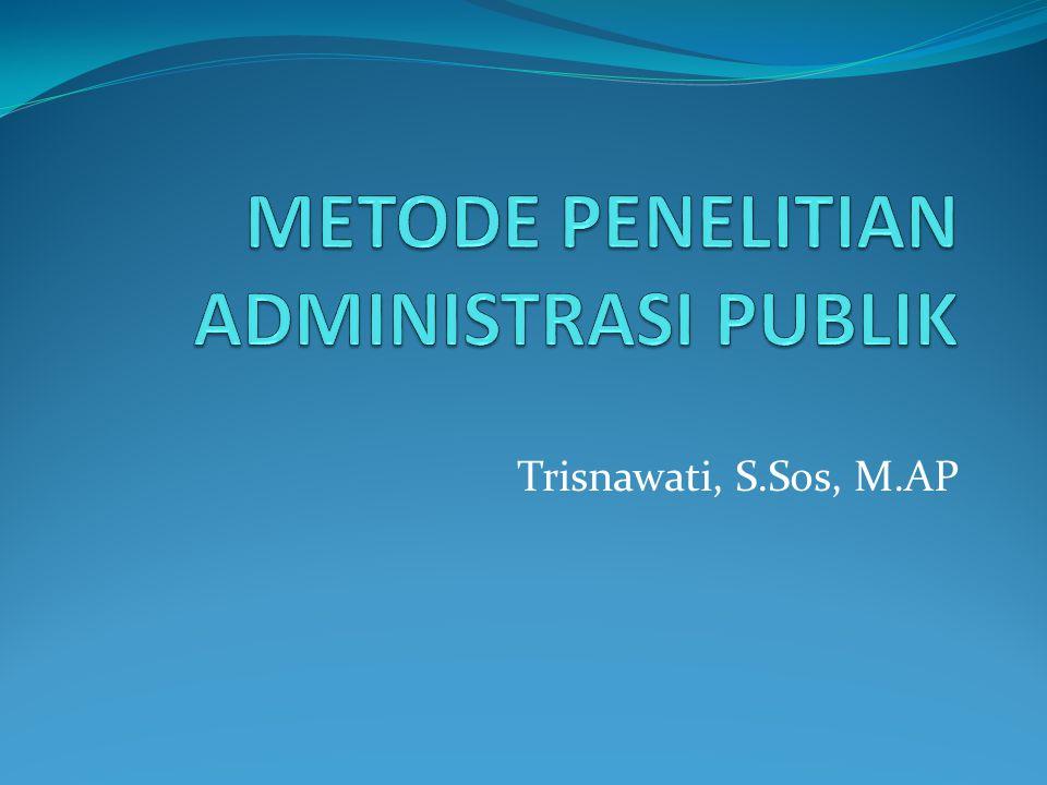 Trisnawati, S.Sos, M.AP