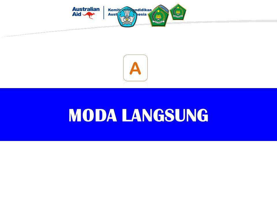 MODA LANGSUNG