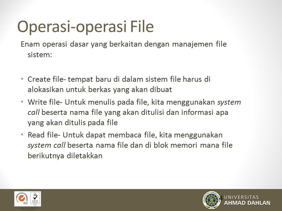 TUGAS 1.Jelaskan Sistem File yang terdapat di Sistem Operasi Windows.