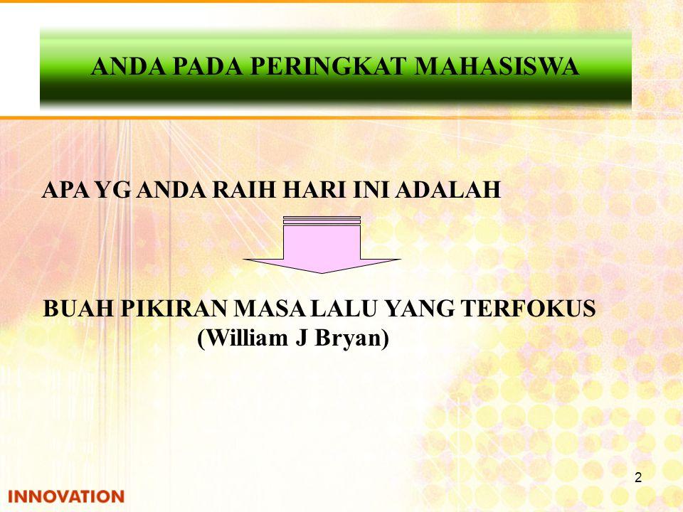 Assalamua Alaikum Senang berjumpa dengan ilmuan sejati..