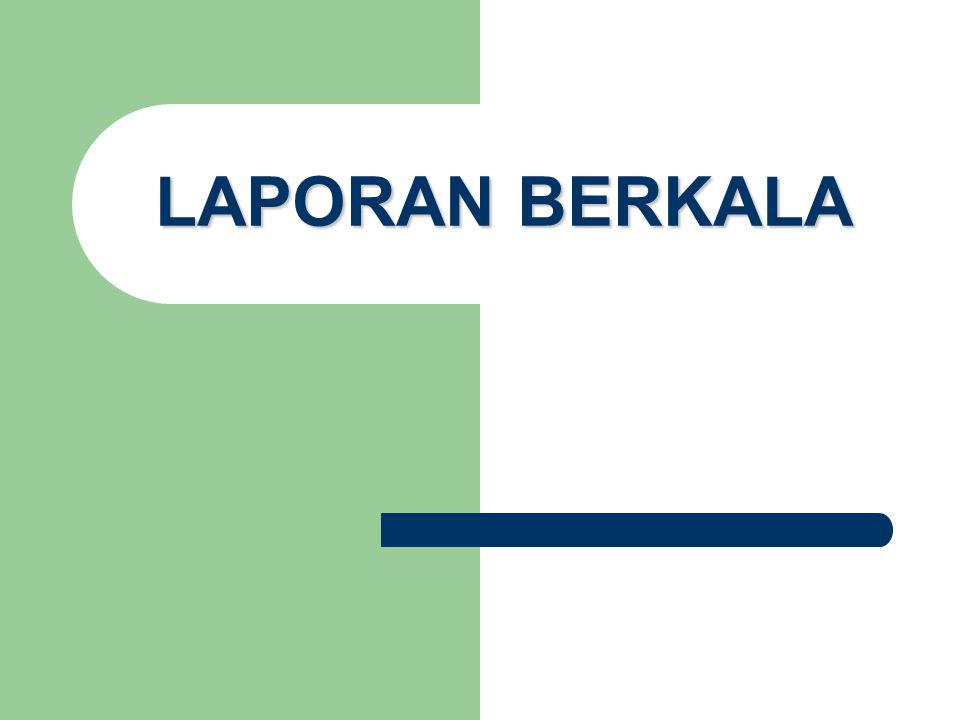 LAPORAN BERKALA