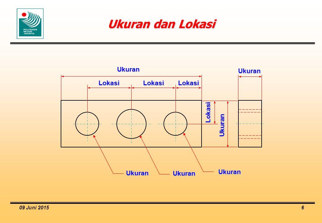 09 Juni 2015 6 Ukuran dan Lokasi Ukuran Lokasi Lokasi Lokasi Lokasi Ukuran Ukuran Ukuran Ukuran Ukuran