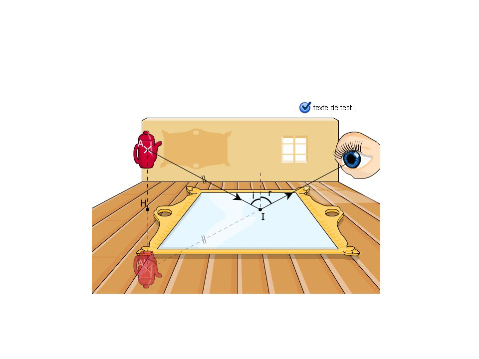 Cacat Mata Hiperopi (Hyperopia) (a) (b) Penderita hiperopi (a) lensa mata terlalu lemah (panjang fokus lensa mata besar), bayangan jatuh di belakang retina dan (b) bentuk mata terlalu pipih (pendek).