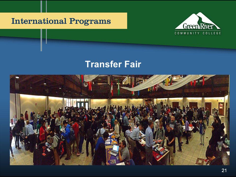 Transfer Fair 21
