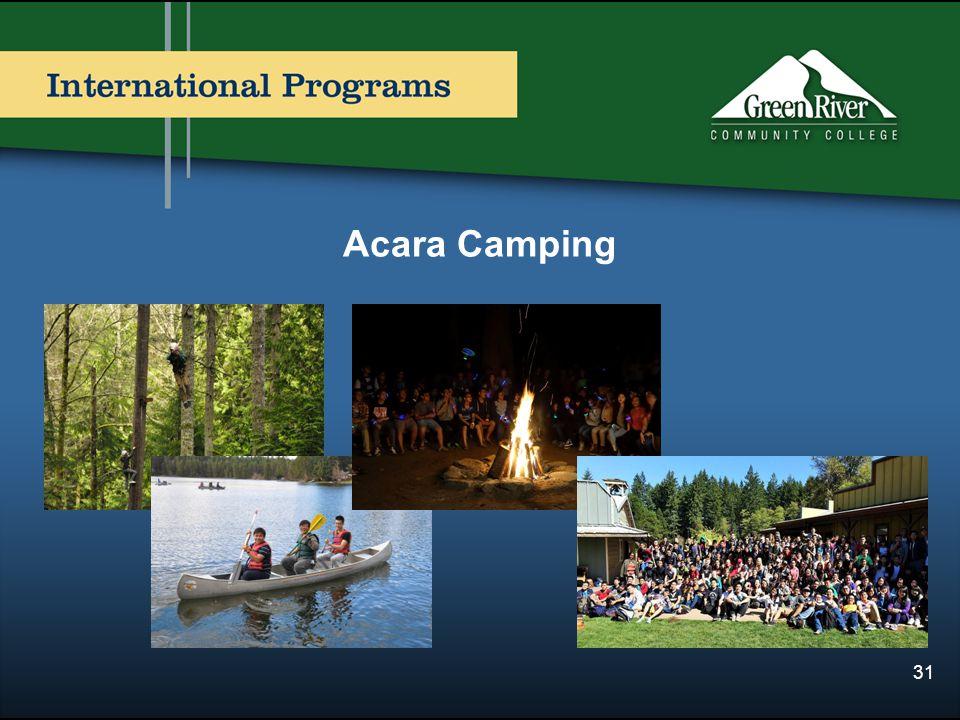 Acara Camping 31