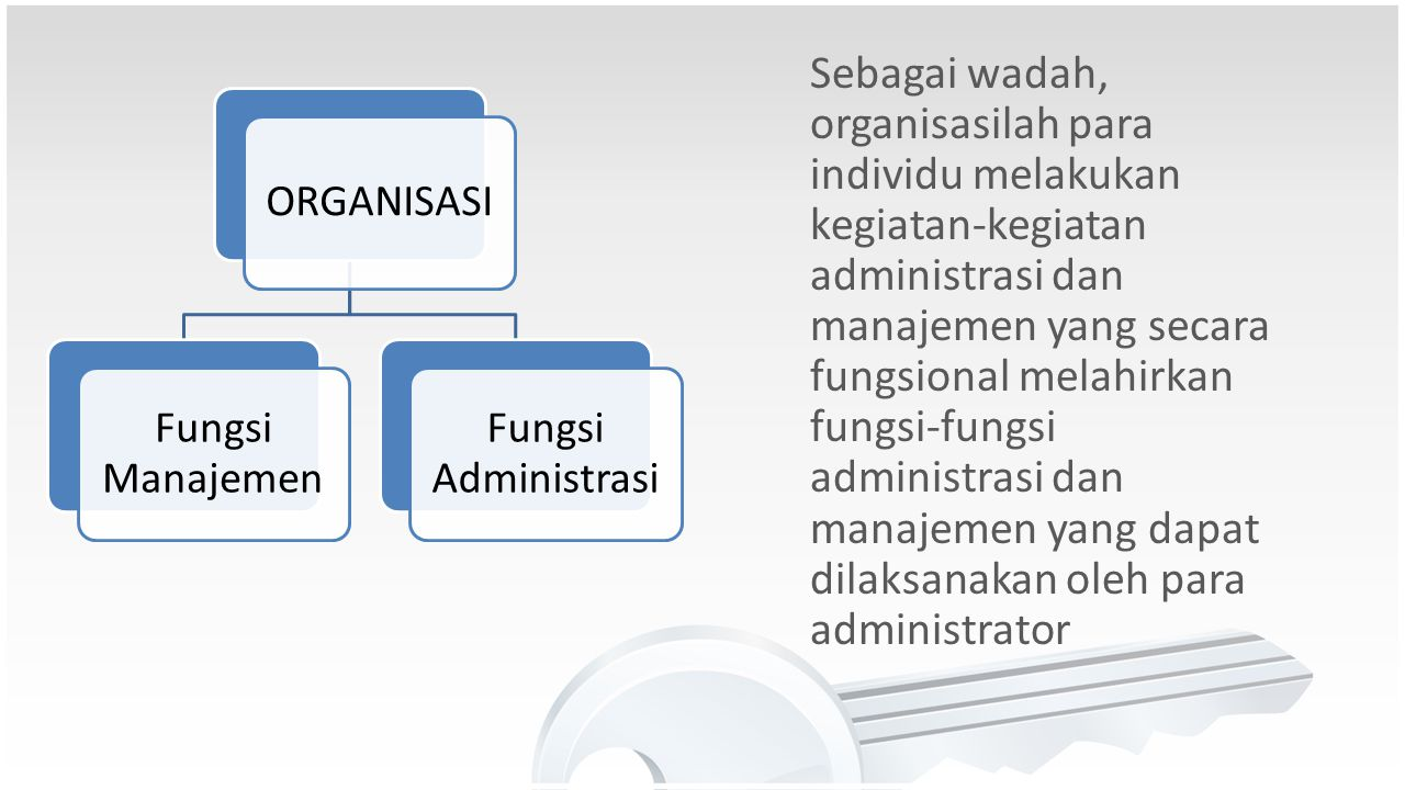 Sebagai Proses, Siagian menegaskan bahwa organisasi tidak saja berada dalam hubungan formal yang membentuk organisasi formal, tetapi dapat dipastikan