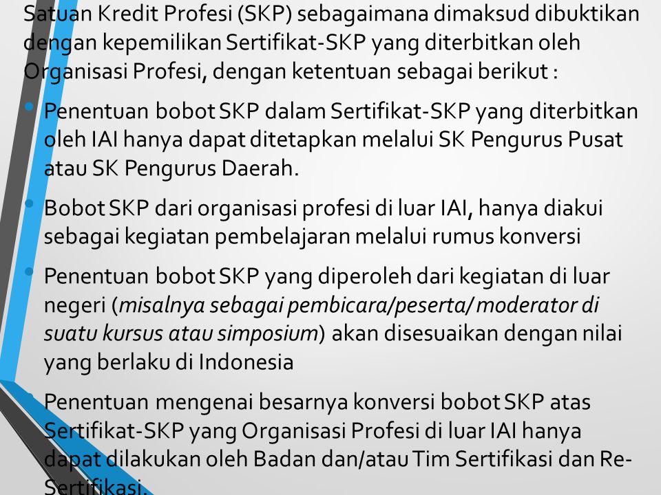 PENERAPAN BOBOT SKP Menggunakan Sistem Integral Treshold : Pencapaian SKP tidak didominasi oleh salah satu domain Pencapaian SKP mengikuti struktur/ko