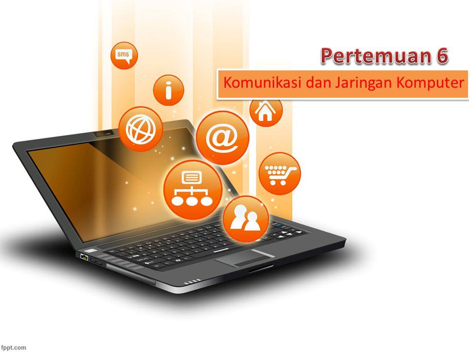 Peralatan Yang Digunakan 6.Perangkat Lunak Aplikasi Perangkat lunak aplikasi untuk LAN hampir sama dengan perangkat lunak untuk sistem single user.