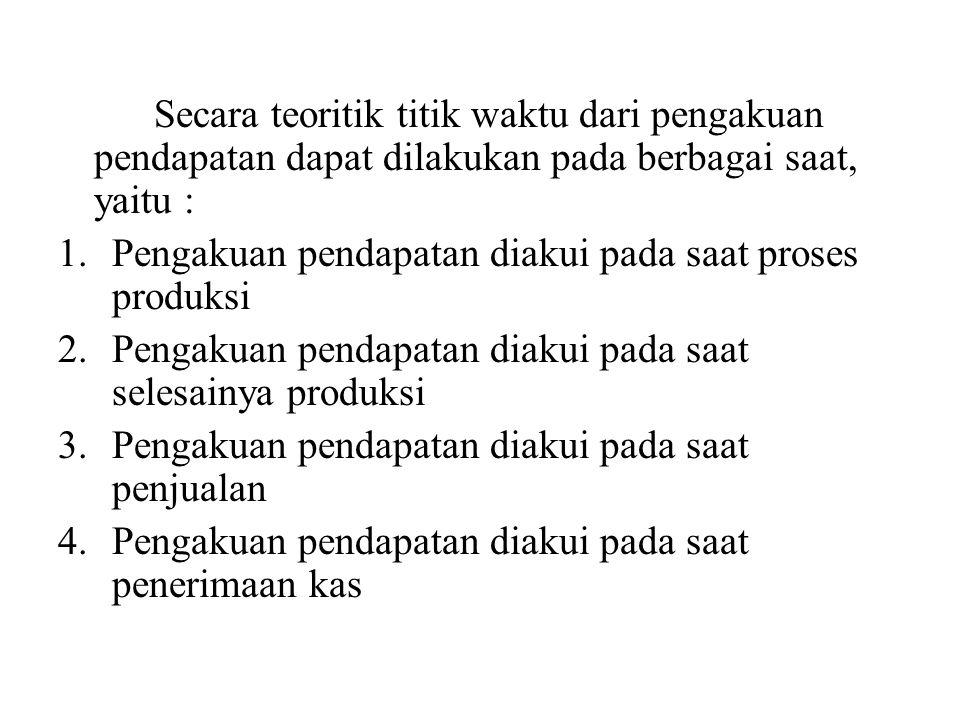  Pengungkapan Pendapatan Menurut Pernyataan Standar Akuntansi Keuangan (PSAK) No.