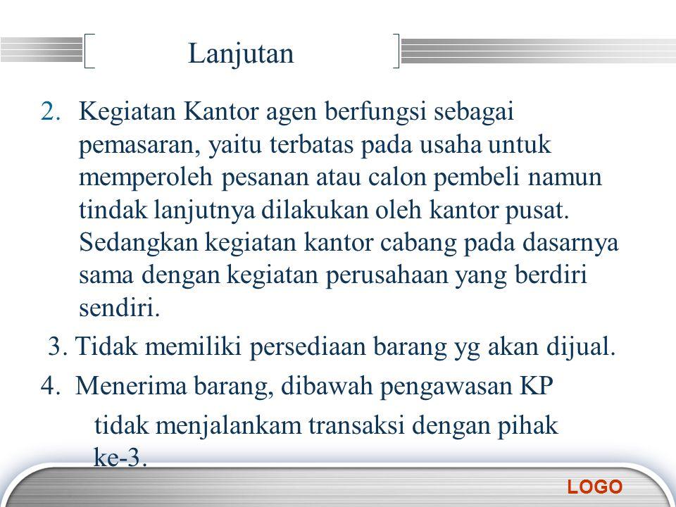 LOGO Lanjutan b.