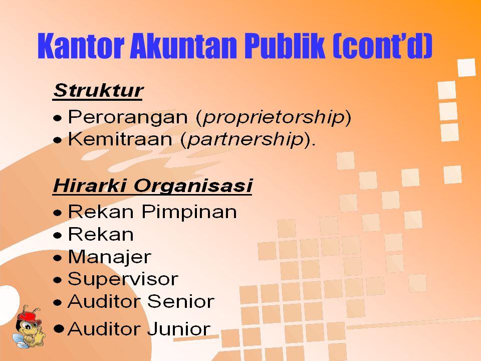 Organisasi Profesi Akuntan Publik