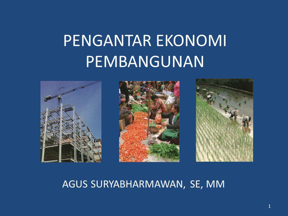 Literatur 1.Ekonomi Pembangunan, Teori Masalah dan Kebijakan (Mudrajad Kuncoro).