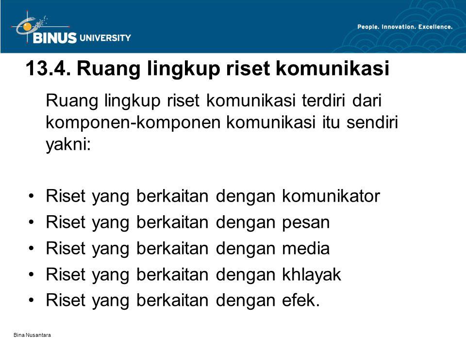 Bina Nusantara 13.5.