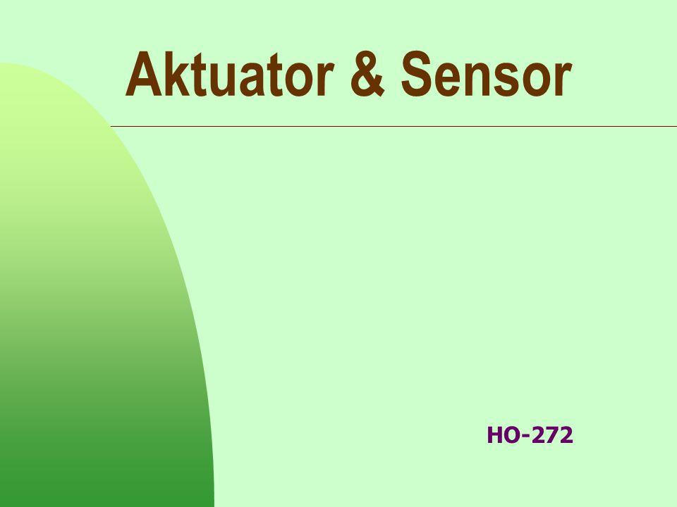 Aktuator & Sensor HO-272