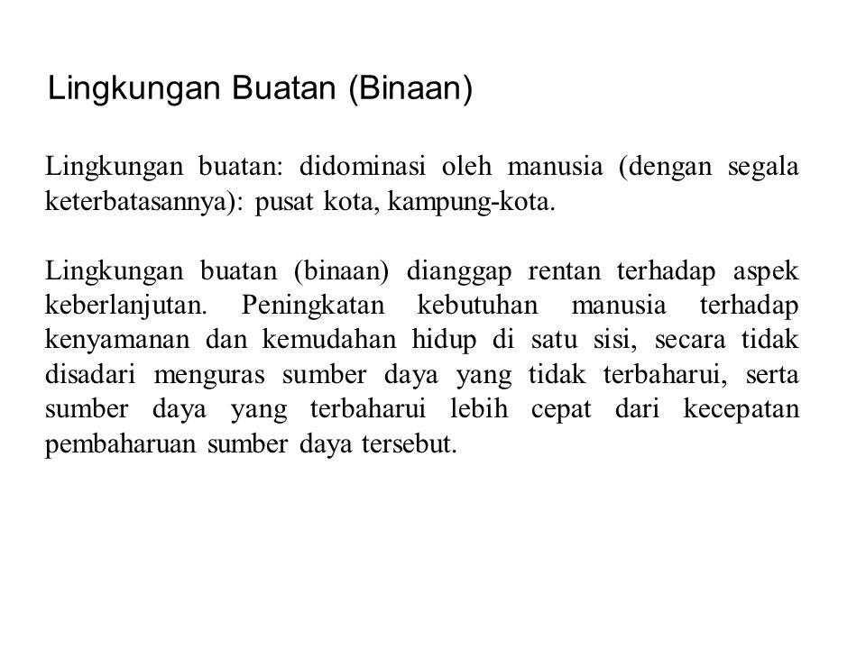 Awal Lingkungan Binaan1