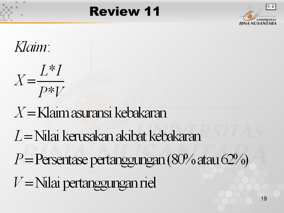 19 Review 11