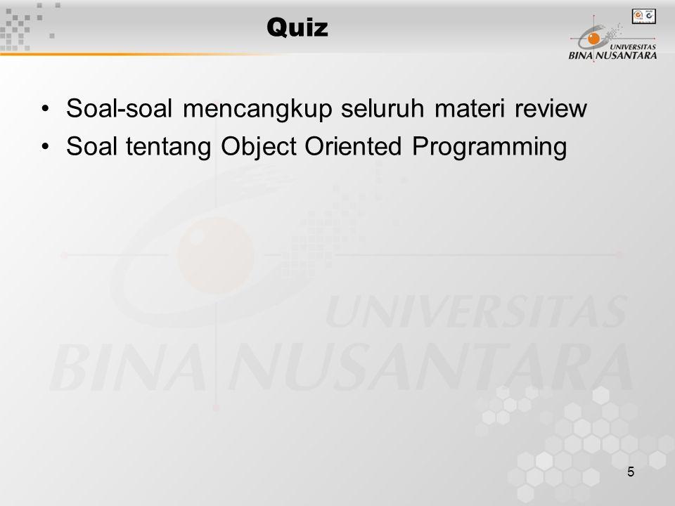 6 Program Kasus Buatkan program C++ lengkap menggunakan prinsip PBO (class) yang lengkap dari objek-objek beriku ini: Id : B0001 Id : B0002Id : B0003 Nama: Ayam Nama: AnjingNama: Tikus Jumlah_Kaki :2 Jumlah_Kaki : 4Jumlah_Kaki : 4 Dimana program mempunyai tugas memberikan nama awal pada objek-objek tersebut di atas, dan user bisa memasukkan data pada objek-objek tersebut di atas, serta dapat menampilkan data-datanya.