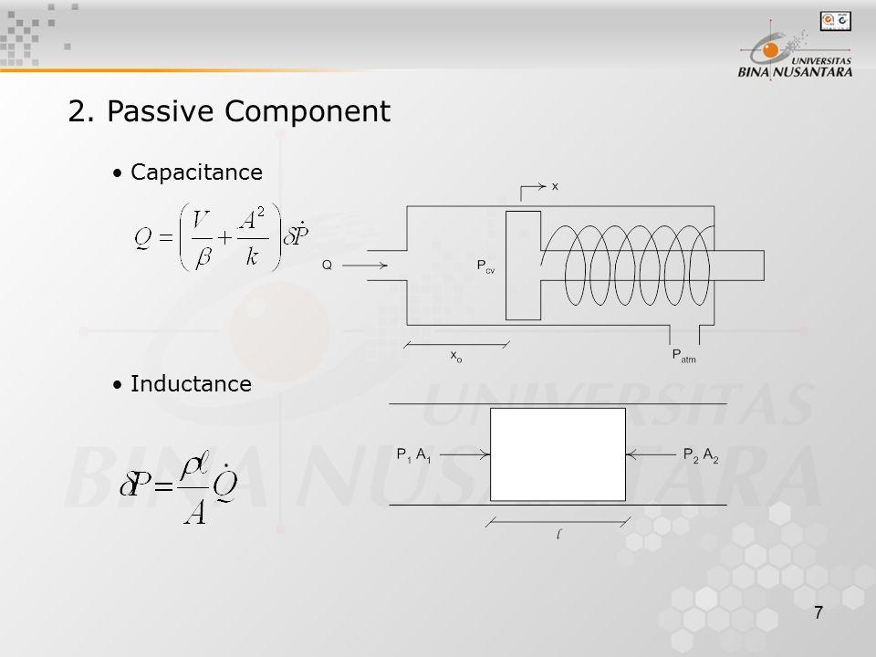 7 2. Passive Component Inductance Capacitance