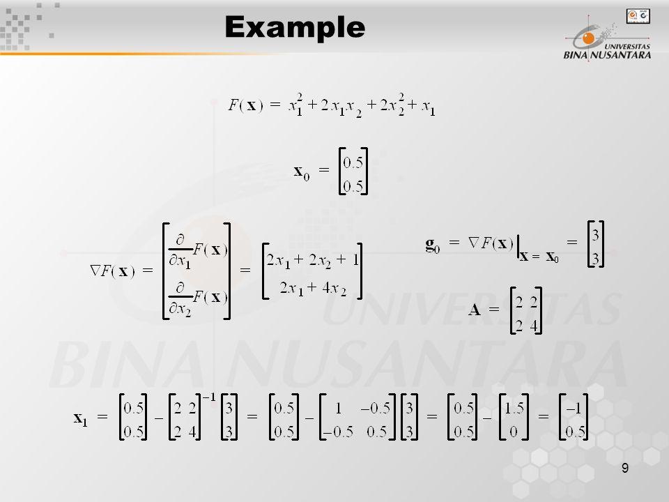 9 Example