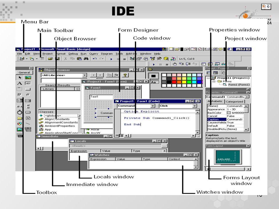 10 IDE