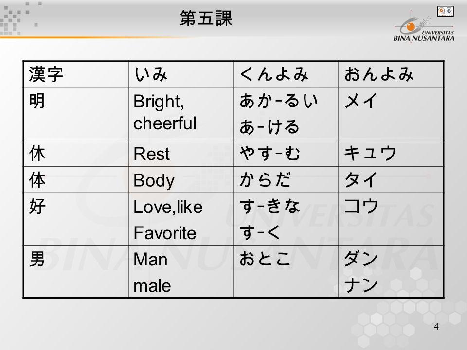 15 Hal yang harus diperhatikan dalam menulis huruf Katakana t da d ditambah dengan o; hint → hinto ヒ ント( kecuali サラダ salad ) C, b, f, g, k, l, m, p, s ditambah dengan u.