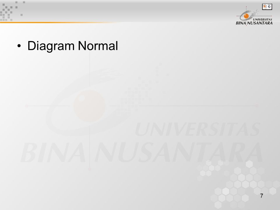 7 Diagram Normal