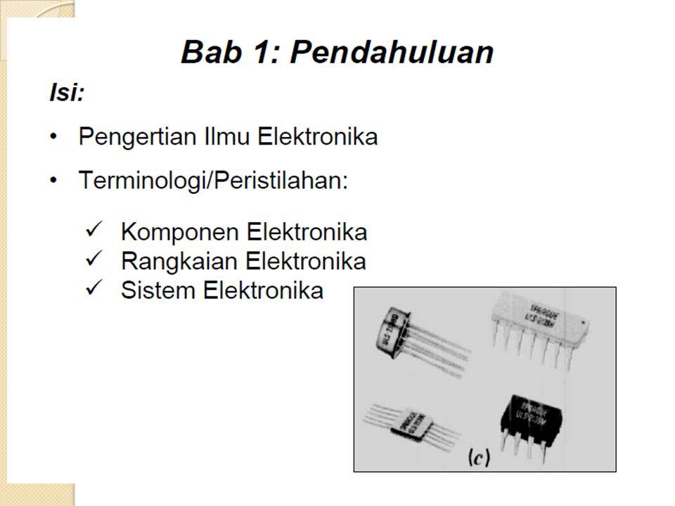 Contoh soal-2 LED pada gambar diketahui memiliki tegangan forward 2,3 Volt jika konduksi.