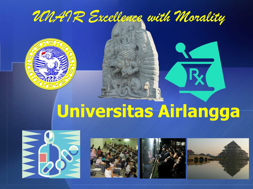 Universitas Airlangga UNAIR Excellence with Morality