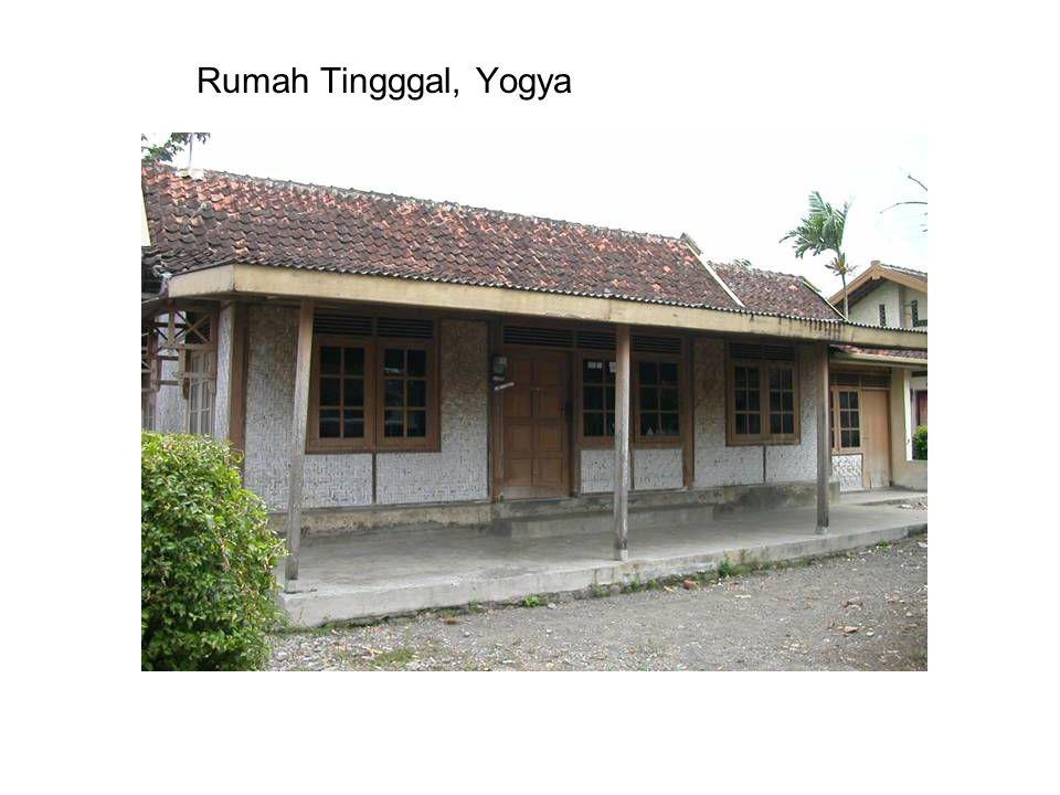 Rumah Tingggal, Yogya