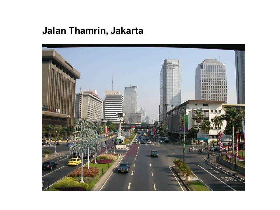 Jalan Thamrin, Jakarta