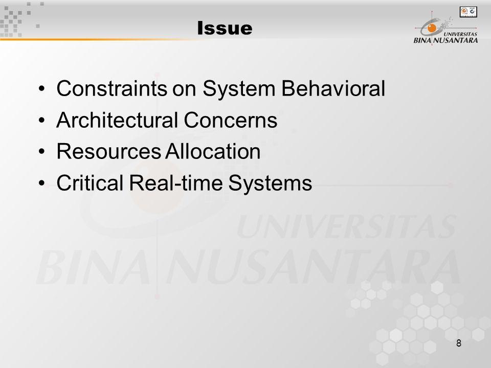 9 Pustaka Nissanke, Nimal, Realtime Systems, Prentice Hall, 1997 Krisnha, C.M.