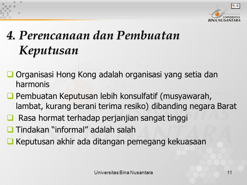 Universitas Bina Nusantara11 4.