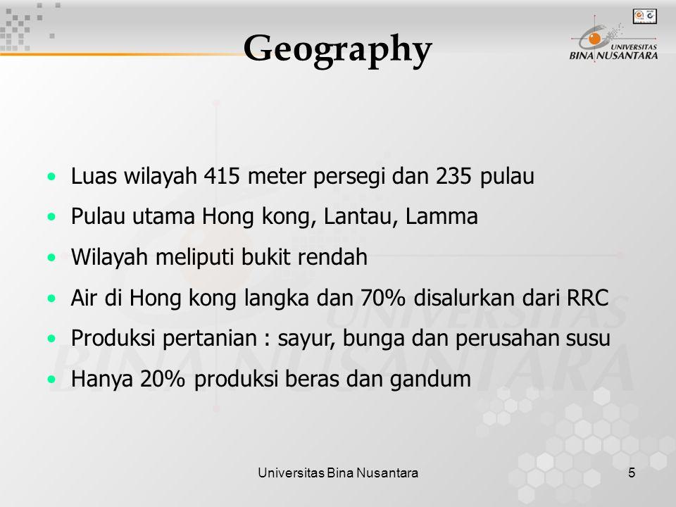 Universitas Bina Nusantara16 2.