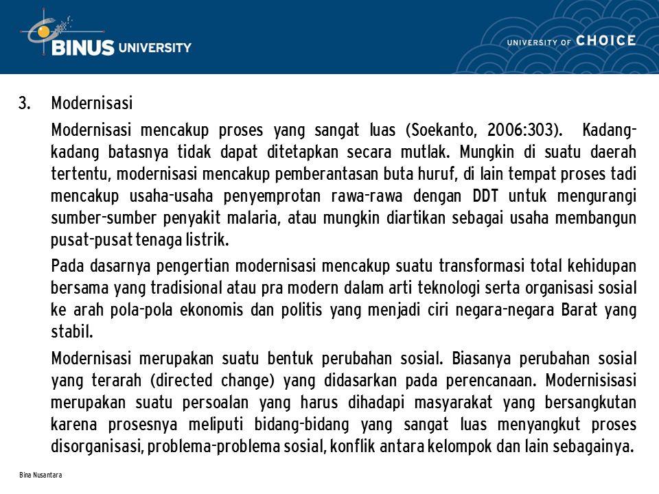 Bina Nusantara Peter L.